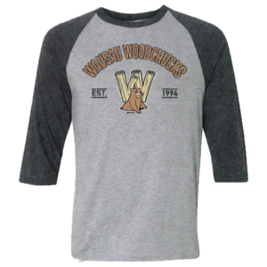 Wausau Woodchucks Throwback Gear